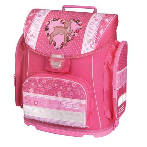 647df636ca8cb Tornister plecak szkolny Midi Heart Fawn HERLITZ Heart Fawn | Plecaki  szkolne \ Midi (6-9 lat) | BezpiecznyDzieciak.pl, zabezpieczenia dla  dzieci, ...