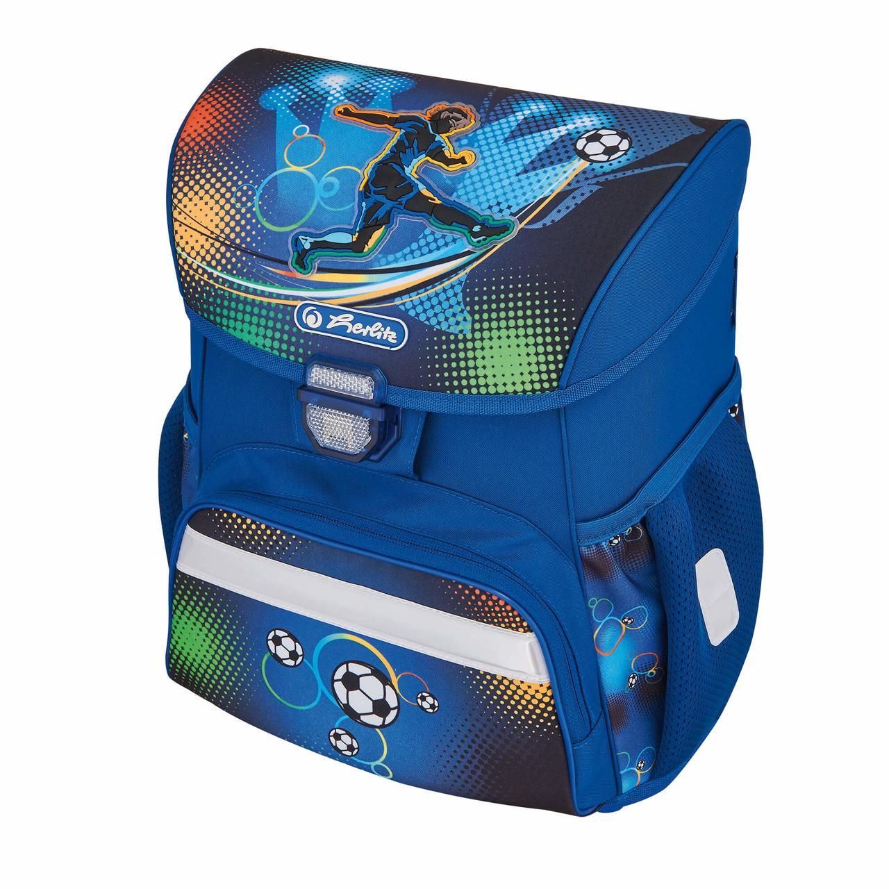 33460a9b7979c Plecak szkolny tornister Loop Soccer HERLITZ Soccer