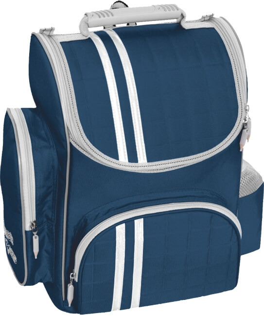 d015045f1bfe5 Tornister plecak 6-9lat TIGER FAMILY+śniadaniówka granatowy ...