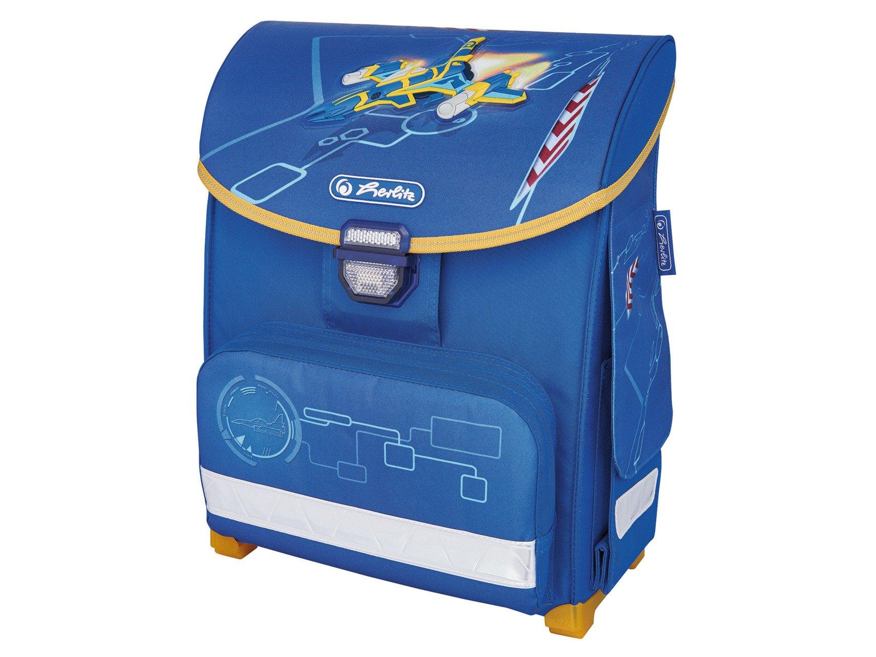 f4bf278de0992 Tornister plecak szkol Smart Spaceship HERLITZ Kliknij, aby powiększyć
