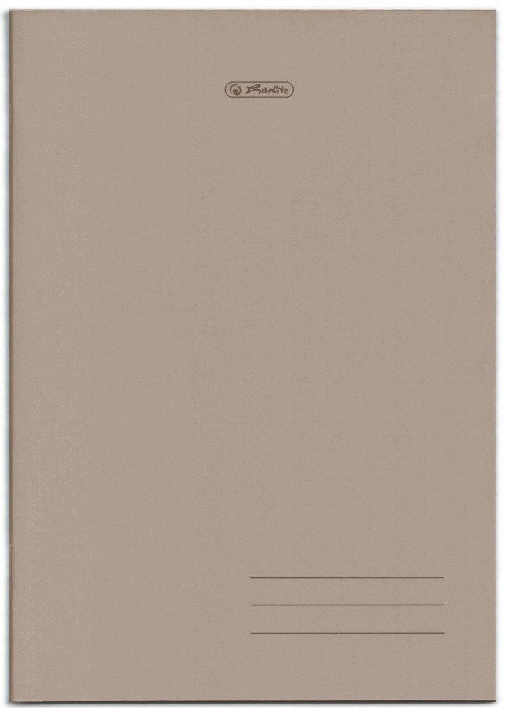 a5a27716 Zeszyt A5 60k w kratkę okładka z folii PP HERLITZ